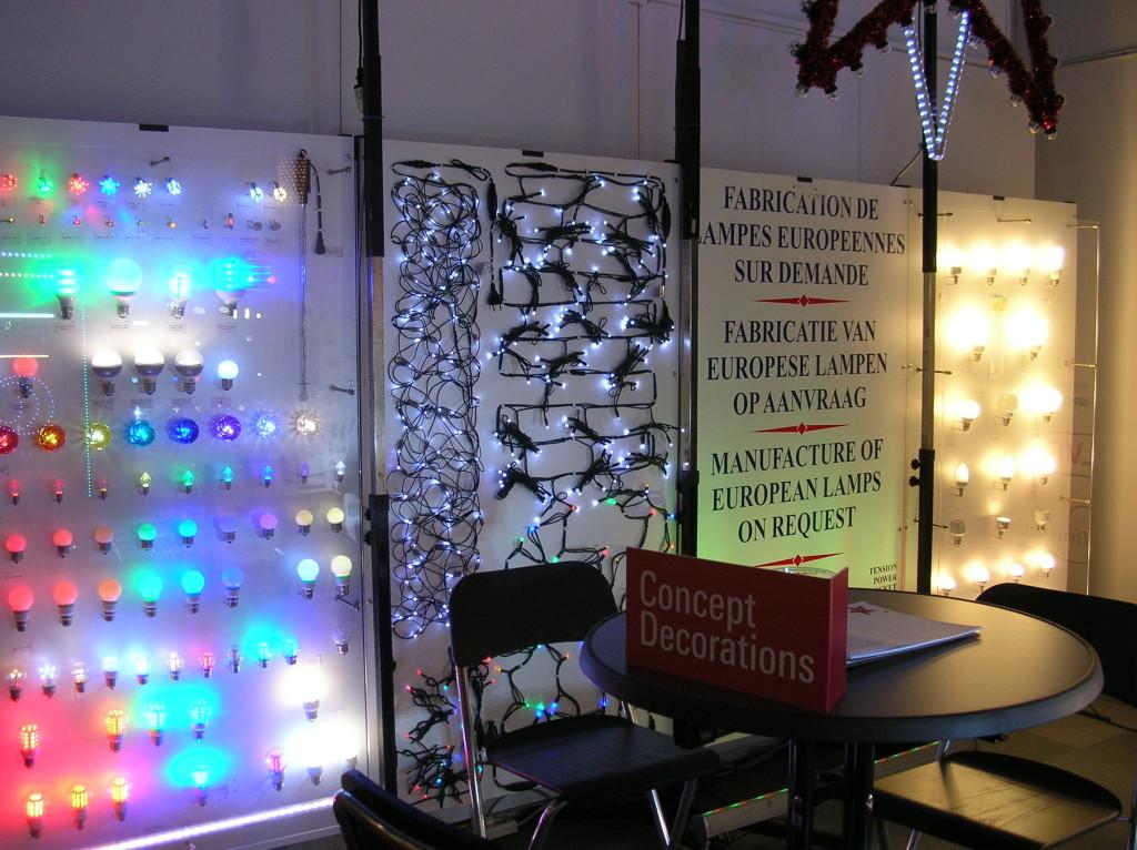 Ilvris - salon international Christmas World 2016 à Francfort
